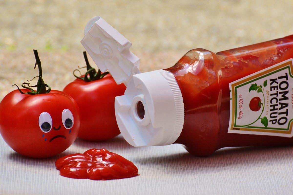 Tomato, Tomato, Ketchup!